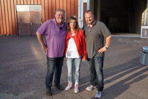 Birgit Rieck mit den Trödelprofis vom ZDF, Kabel1